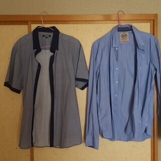 Lovely shirts. ¥250 each or you ...