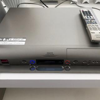 SHARP AQUOS HDD内蔵 DVD レコーダー