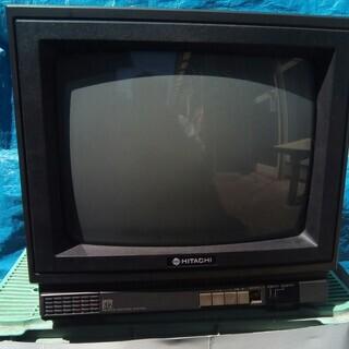 アナログブラウン管テレビ14型(ジャンク品)
