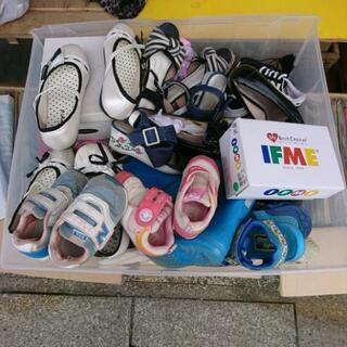 子供 靴 色々
