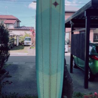 中古ロングボード,サーフボード 値下げしましたの画像