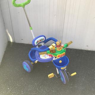 三輪車 プーさん
