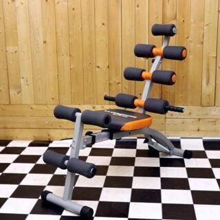 ワンダーコア 腹筋・エクササイズ器具 倒れるだけで腹筋運動…