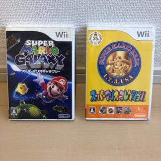 Nintendo Wii スーパーマリオギャラクシー スーパーマ...