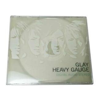 中古CDアルバム「HEAVY GAUGE」GLAY