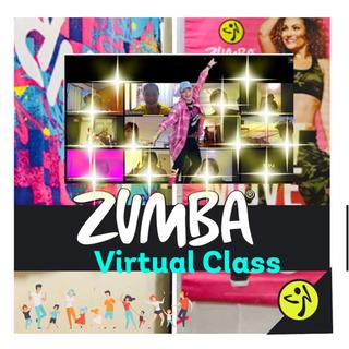 オンラインでZumba一緒に踊りませんか?