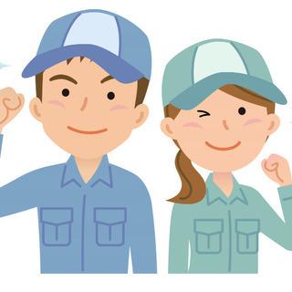 工場内での装置の組立業務(南関、山鹿、菊池、植木)