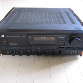 【中古】SANSUI製AVアンプ AU-V7000