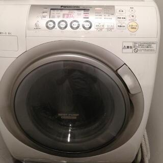 パナソニック ドラム式洗濯機 NA-VR2500L