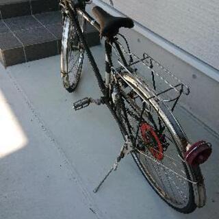レトロ 自転車