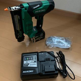 HiKOKI コードレス仕上釘打機  新品未使用