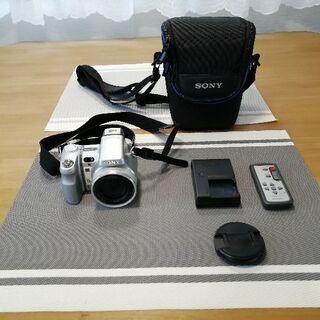 デジタルカメラ sony cyber-shot DSC-H7