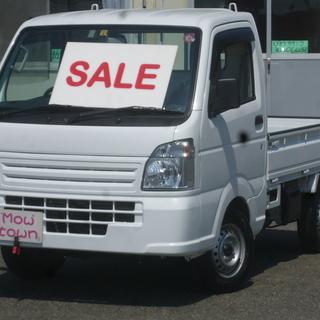 家で買える!H31年 スクラムラック!4WD!踏み違い防止装置付...