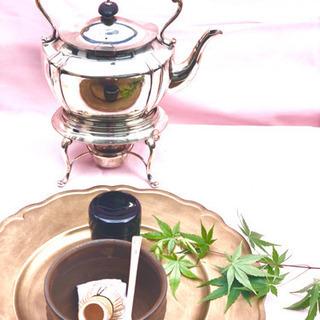 テーブル茶道
