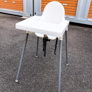 IKEA椅子!色はホワイト!4月末まで!