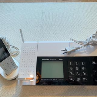 Panasonic ファックス KX-PD101-W