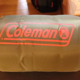 コールマン 寝袋 新品