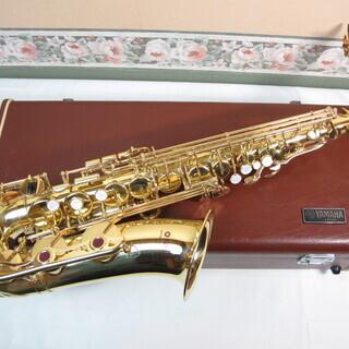 YAMAHA YAS-32 アルトサックス ヤマハ 管楽器 です