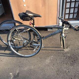 未使用 自転車 クロスバイク カーボン フォーク TREK 7....