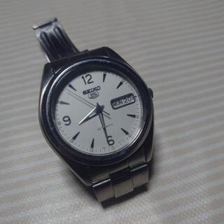SEIKO5(ファイブ) 腕時計!『WATER RESISTNT』