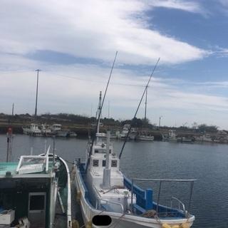 ヤンマー46フィート漁船4.8トン