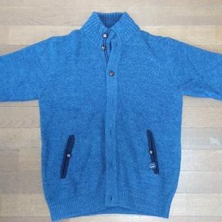 セーター ジャケット メンズ 3点セット
