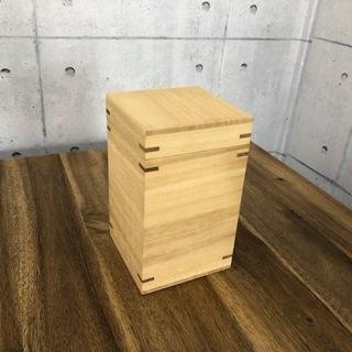 【アウトレット】桐箱( A / 無塗装 )小箱 木箱 木製 ボックス