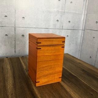 【アウトレット】桐箱( A / 柿渋 )小箱 木箱 木製 ボックス