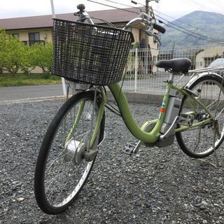 電動アシスト自転車、ジャンク品26インチ
