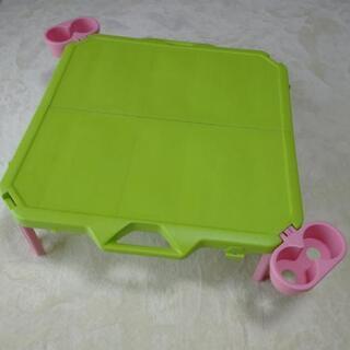 【難あり】折り畳み式簡易テーブル