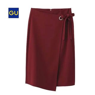 GU ラップスカート VN (値下げ不可)