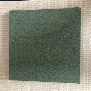 タイルカーペット(グリーン)10枚