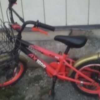MYPALLAS子供用自転車16インチ