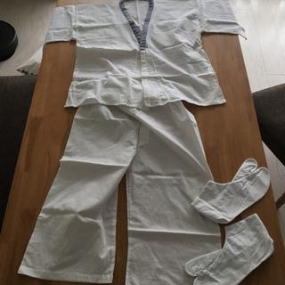 袴の肌着と足袋 3点セット