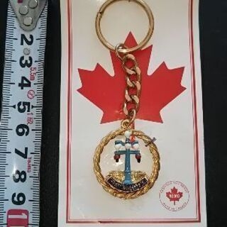 カナダのキーホルダー