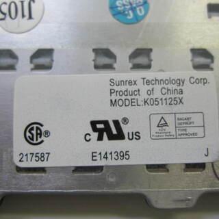ノードPC用 キーボード K051125X - パソコン
