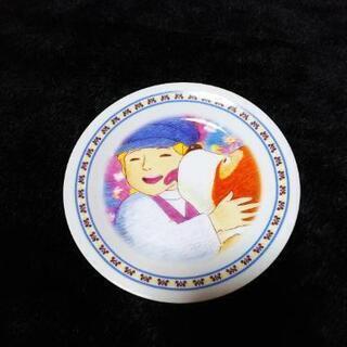 フランダースの犬 絵皿 ♪55