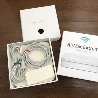 AirMac WiFiルーター