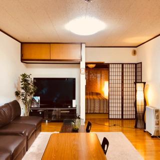 🏠家賃5万円!5LDK一戸建、家具家電付き🏠