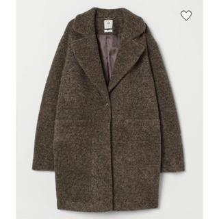 値段交渉OK!H&Mのコート