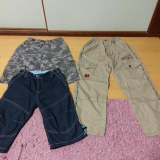 男児140 夏物衣類まとめ売り
