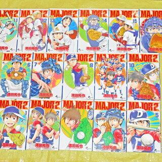 【値下げしました❗】MAJOR 2nd コミック 1-16巻 未...