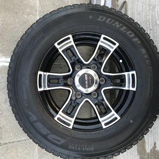 ハイエース 200系 タイヤホイール 4本セット