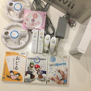 Wiiセット マリオカート マリオパーティ