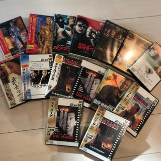 DVD BluRay 大量 自粛中にお家で見ませんか?