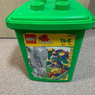 LEGO ゾウさんのバケツ