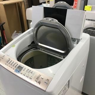 日立7.0K洗濯乾燥機DDモーター 2013年製!!分解ク…