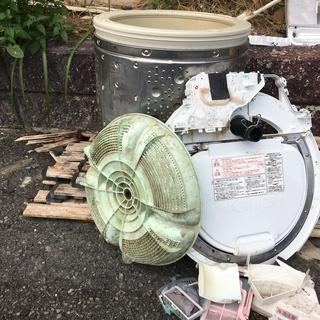 日立7.0K洗濯乾燥機DDモーター 2013年製!!分解クリーニング済み!!! - 宜野湾市