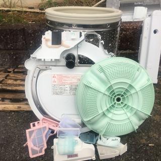 日立7.0K洗濯乾燥機DDモーター 2013年製!!分解クリーニング済み!!! - 家電