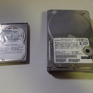 OS無し、HDD無し中古パソコンを使える状態にします